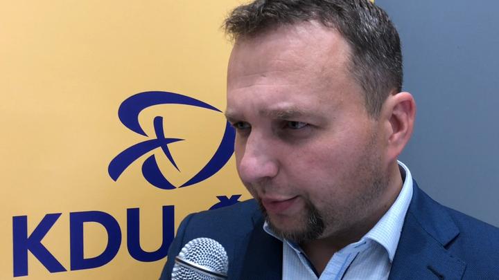 Marian Jurečka: Uvažuji o kandidatuře na předsedu KDU-ČSL, rozhodnu se na konci října