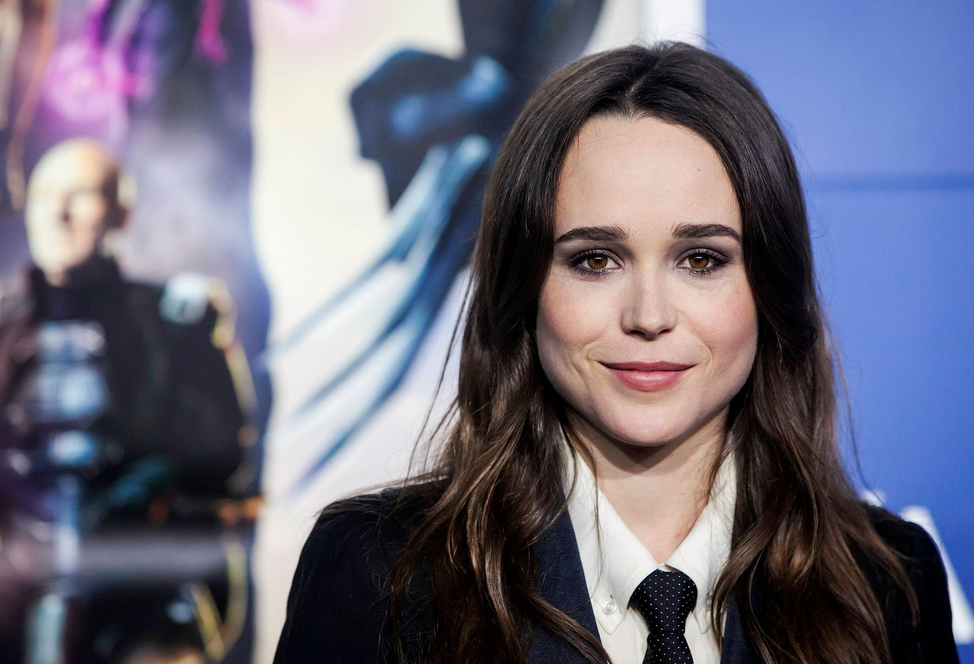 "Actress Ellen Page attends the ""X-Men: Days of Future Past"" world movie premiere in New York"