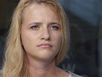 Piťha lhal, církev straší lidi, říká aktivistka po svém polonahém protestu před Dukou