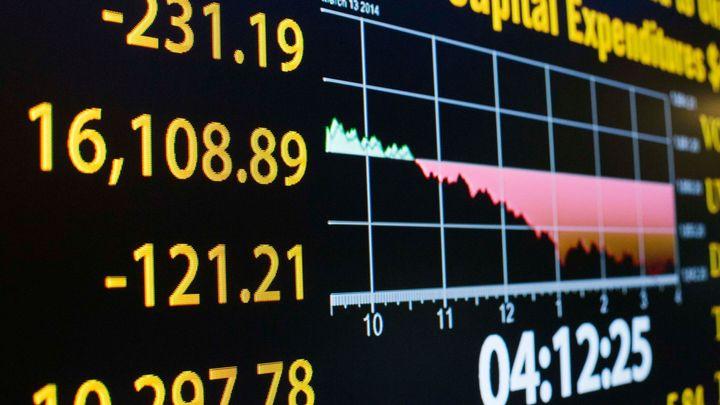 Obavy z budoucnosti, deflace, ebola. Akciové trhy padají