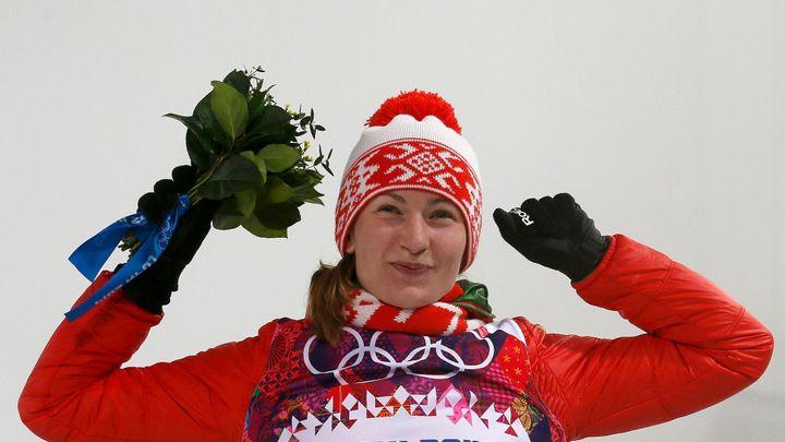 Hvězdným biatlonistům Björndalenovi a Domračevové se narodila dcera