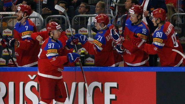 50ff1ab5c7d0b Rusové začali doma vítězně, zdolali hokejisty Švédska 3:1 - Aktuálně.cz