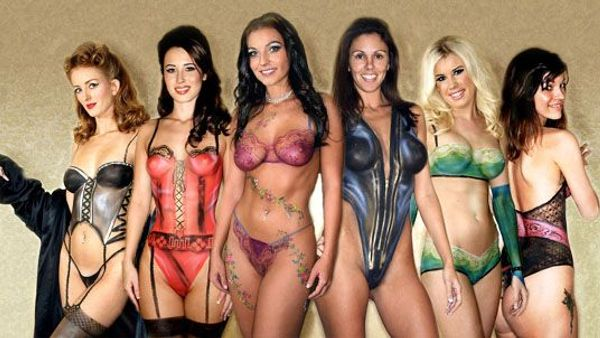 nahé dívky gallry