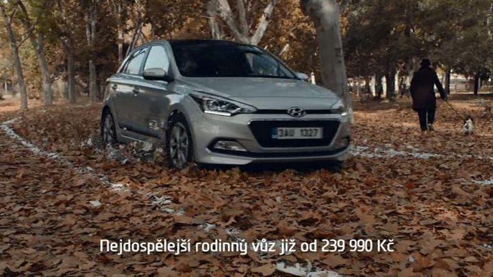 Hyundai se opět trefuje do Škody. Nová reklama míří na fabii