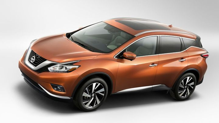 Nový Nissan Murano opět přiváží odvážný design