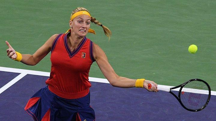 """""""Tohle je konec a já jsem ráda."""" Kvitová padla s Azarenkovou a letos už hrát nebude; Zdroj foto: Reuters"""