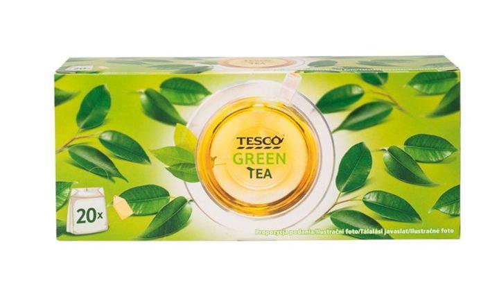 Tesco prodává čaj s pesticidy, zjistil test. Pozor i na jiné
