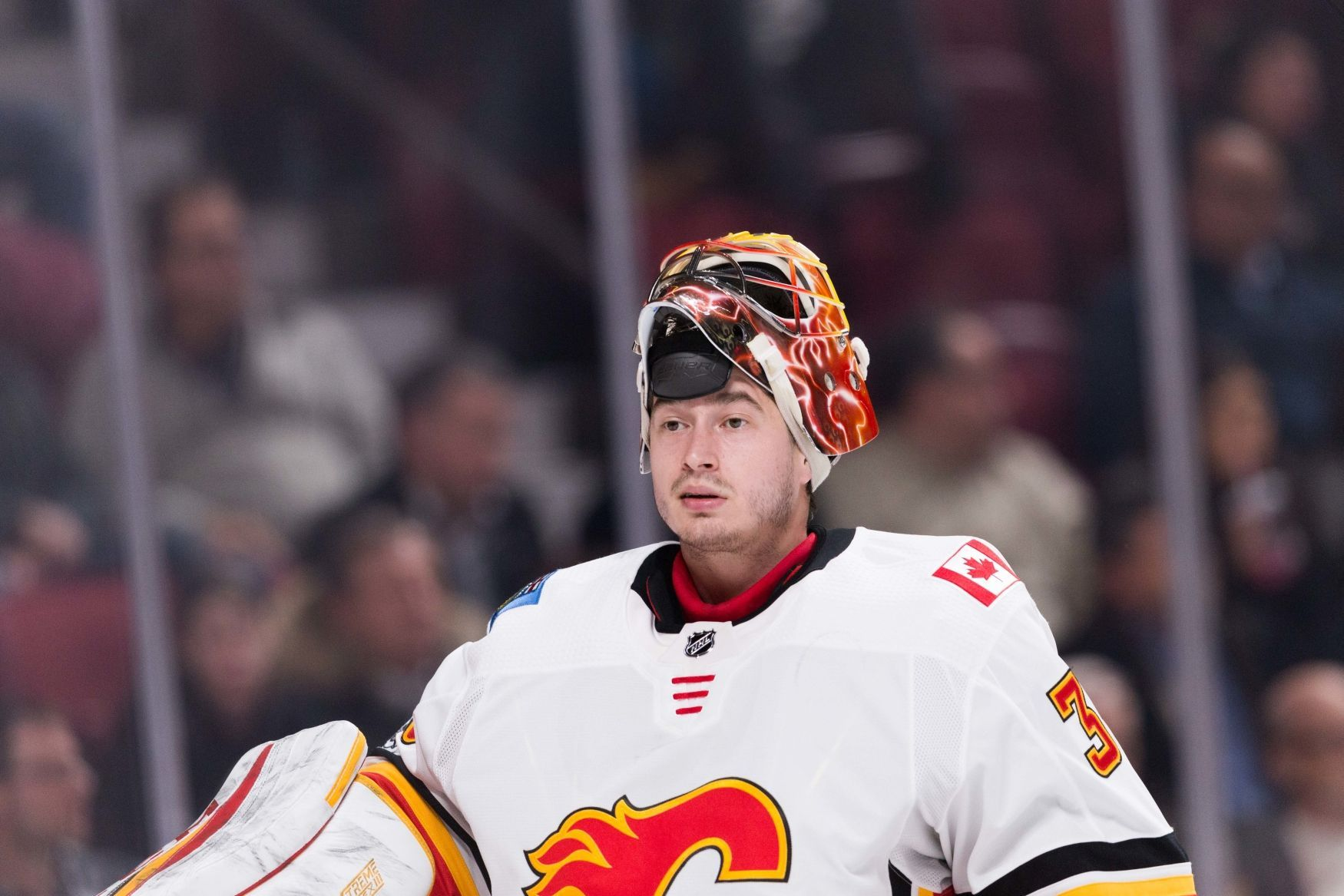 David Rittich, Calgary Flames, NHL 2017/18