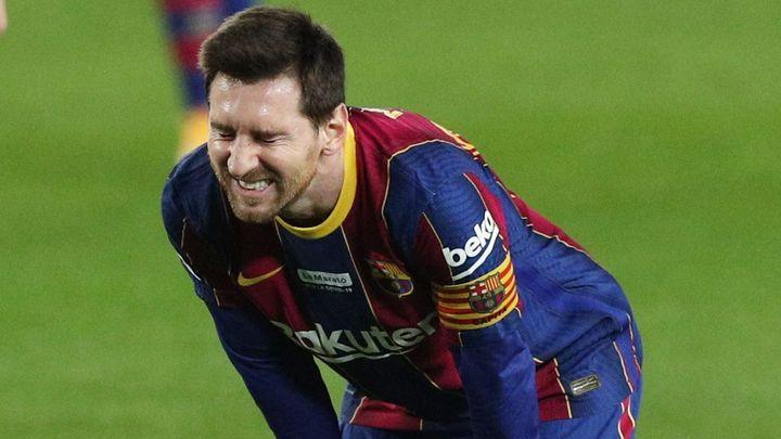 Nejsou tady žádné peníze, tvrdí Messi o Barceloně. A přemýšlí o budoucnosti v USA