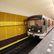 V metru na trase B vyhrožoval muž střelbou. Jeden zraněný
