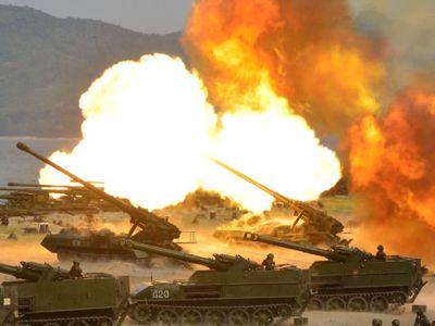 Jsme nad propastí války, shodli se Trump, Moskva i Severní Korea. Čína radí Kimovi ustoupit