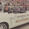 Safety car: 1965 Indanapolis - Ford Mustang