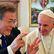 Kim Čong-un zve papeže do KLDR. Pozvánku předal jihokorejský prezident