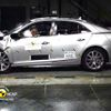 Crash test EuroNCAP-Chevrolet Malibu