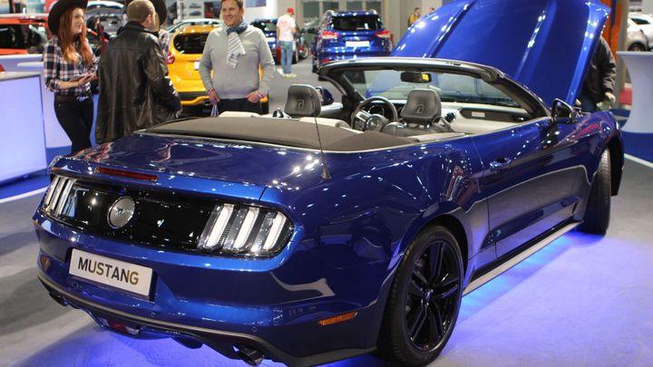 Americký Ford letos uvede na ruský trh šest nových modelů