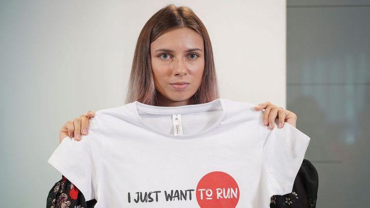 Běloruská atletka Cimanouská z Polska: Žiju se šesti bodyguardy, nemůžu ani do města; Zdroj foto: Reuters