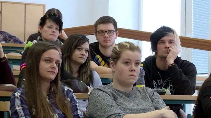 Orgie na vysoké škole