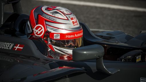 F1 2017: Kevin Magnussen, Haas