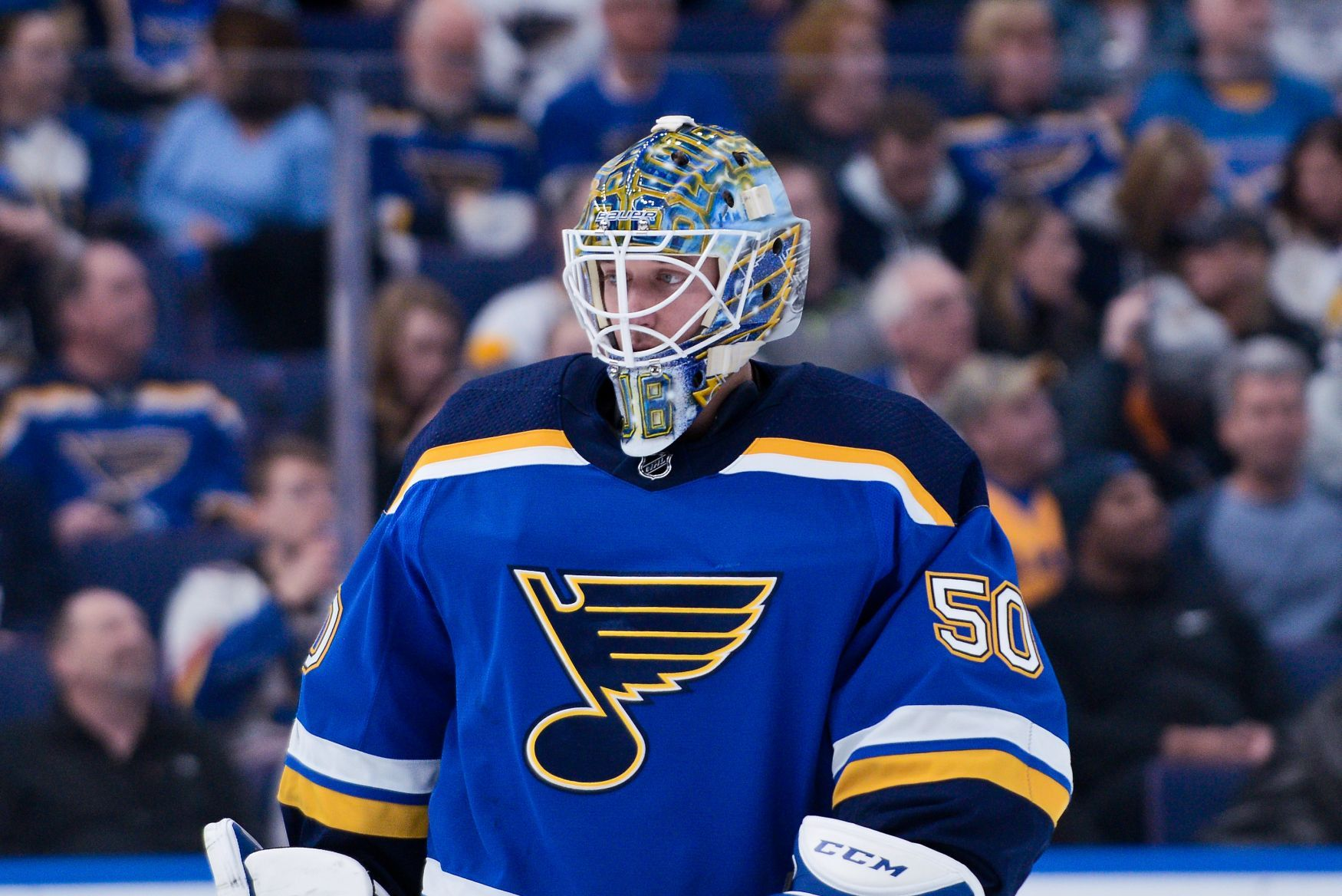NHL 2018/19, St. Louis Blues