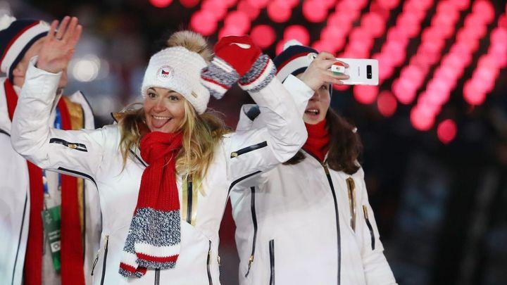 Usměvaví Češi, otužilec z Tongy a Rusové zase bez vlajky. Tak končila olympiáda v Pchjongčchangu