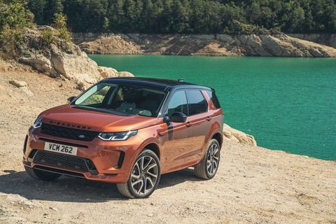Land Rover Discovery Sport MY2020