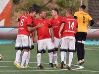 Češi vyškolili Anglii a o titul mistrů Evropy v malém fotbale si zahrají proti Rumunsku