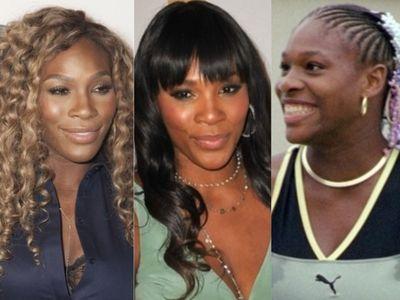 Čtyřicáté narozeniny slaví tenisová legenda Serena Williamsová. Tenistka je známá nejen svými sportovními úspěchy, ale i vlasovými proměnami.