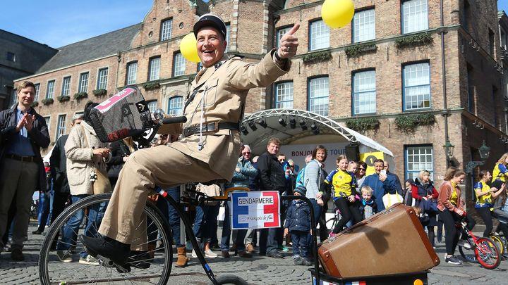 Düsseldorf láká české fanoušky Tour de France. A prý tam bude až milion diváků