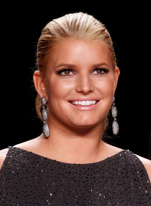 NY Fashion Week - Jessica Simpson