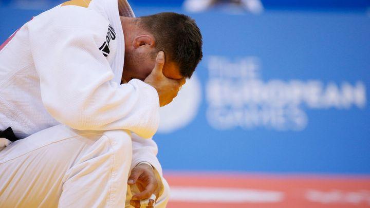 Facka na začátku olympijské sezony. Krpálek prohrál s outsiderem z Běloruska