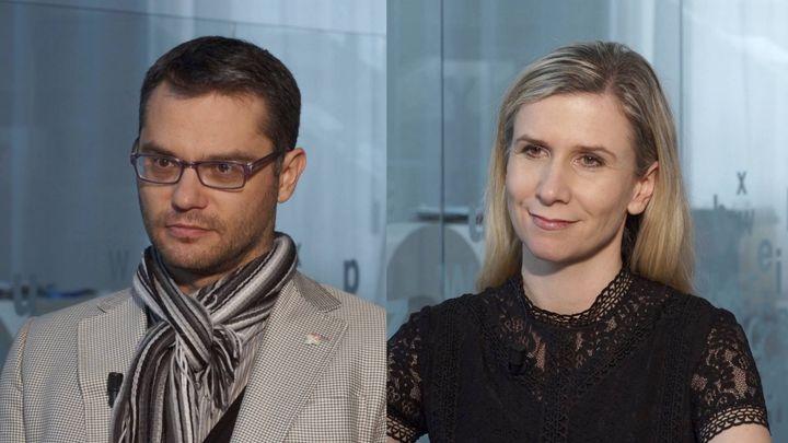 DVTV 16. 2. 2018: Stanislav Polčák; Kateřina Valachová