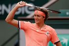 3, kolo French Open 2018: Alexander Zverev