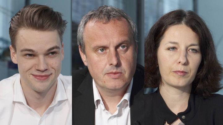 DVTV 16. 5. 2018: Mikolas Josef; Tomáš Pojar; Jana Ridvanová