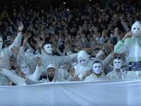 """Ku-klux-klan z Kyjeva. Inspektor UEFA sledoval """"bílé šílenství"""" během šlágru Dynama proti Doněcku"""
