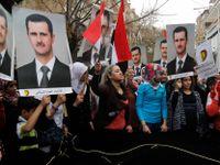 Ruská podpora Asadova režimu? Cynismus, ale zároveň nejrealističtější postoj, tvrdí expert