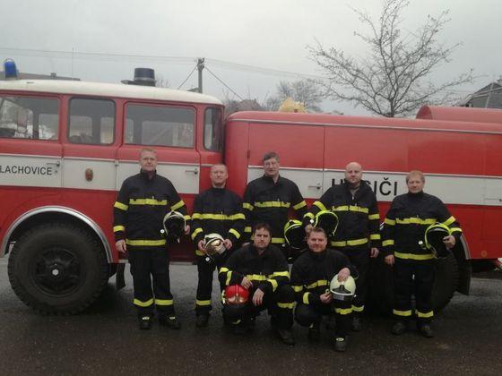 Sbor dobrovolných hasičů z Vlachovic