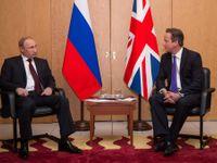 Moskva se z Brexitu neraduje. Britové sestřelili také ruské rezervy na černý den