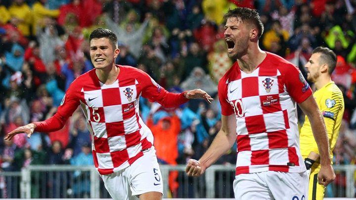 Fotbalisté Chorvatska, Nizozemska, Německa a Rakouska slaví postup na Euro