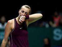 Kvitová vyhraje celý turnaj, tvrdí v Americe. Smělý odhad může spláchnout Wozniacká