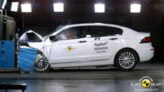 Crash test Qoros