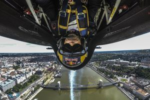 Red Bull Air Race2017: Petr Šonka