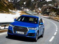 Audi Q7 teď zatáčí všemi koly. Jeho techniku zdědí i Škoda