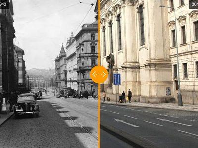 Tehdy a nyní: jak vypadají kostel a krypta, kde parašutisté čelili před 76 lety přesile nacistů