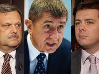 Nadržuje Babiš svým ministrům z ANO? Rozpočtový duel DVTV