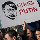 Anšlus Krymu, strach nad Ukrajinou a národní duch Rusů