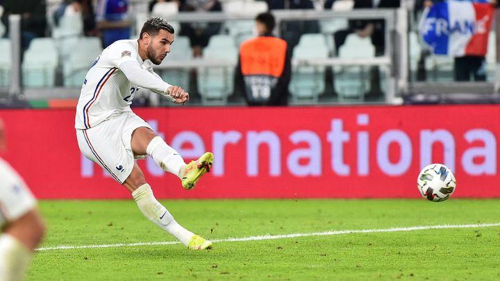 Velké drama v Turíně. Francouzi otočili semifinále Ligy národů až v 90. minutě; Zdroj foto: Reuters