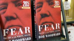 Fear kniha Trump Woodward