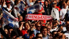 Euro 2020 Qualifier - Group A - England v Bulgaria
