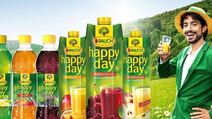 Kofola začne distribuovat nápoje rakouské firmy Rauch