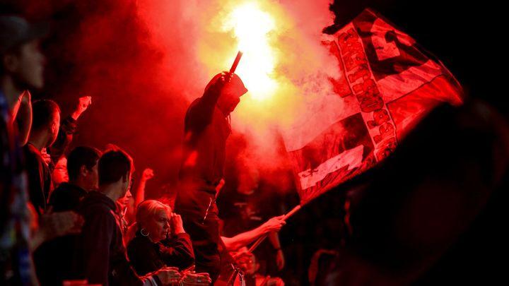 Video: Plzeňským fanouškům po další ztrátě došla trpělivost. Chtěli do kabiny a nadávali hráčům